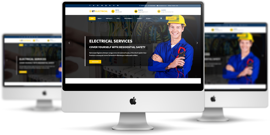 et-electrical-free-responsive-joomla-template-mockup