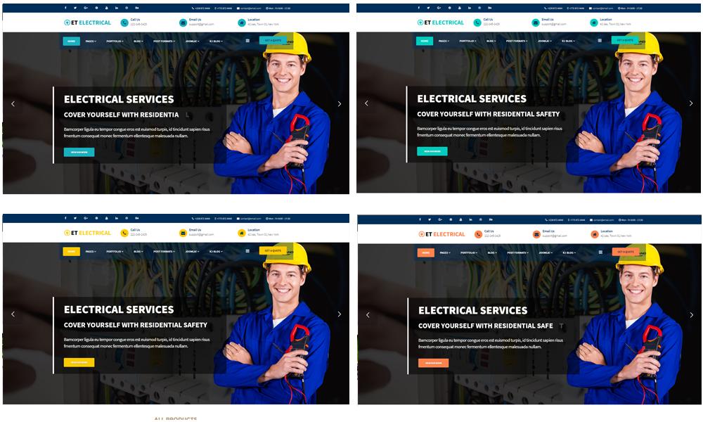 et-electrical-free-responsive-joomla-template-preset