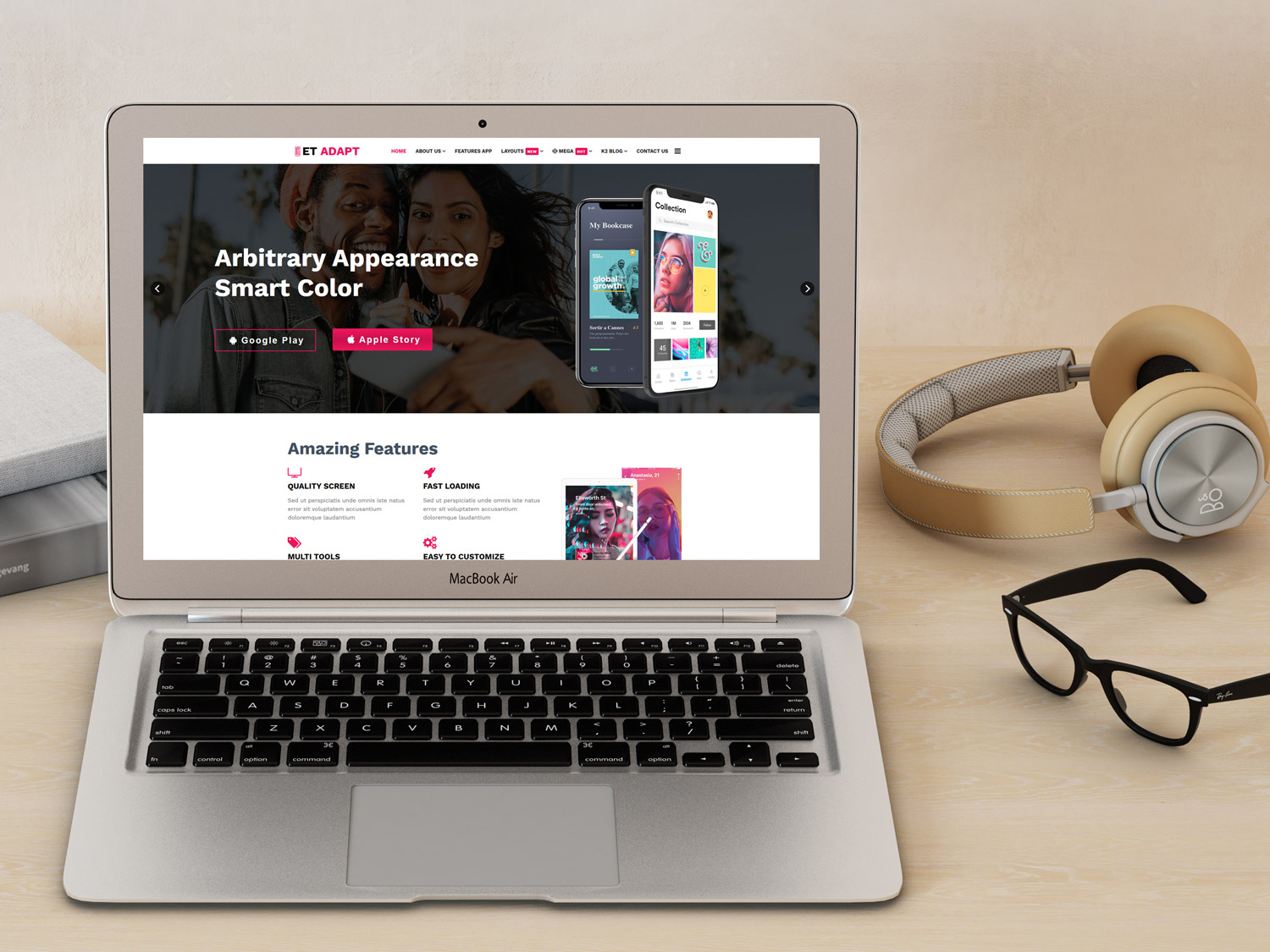 et-adapt-free-responsive- joomla-template-screenshot