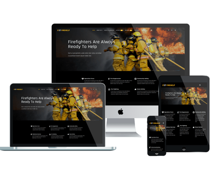 80 Best Free Joomla 3 9 Templates 2020 Responsive Layout