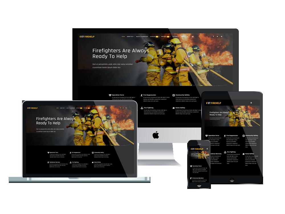 et-firehelp-free-responsive-joomla-template