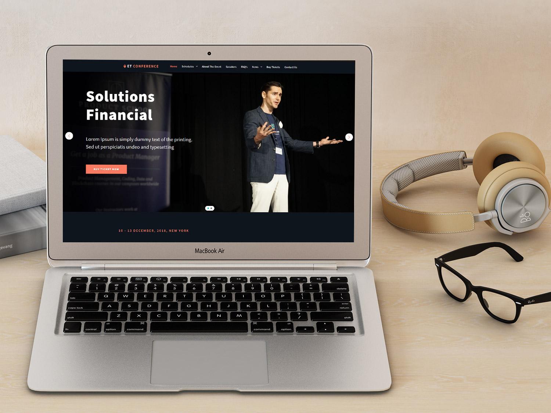 et-conference-free-responsive-wordpress-theme