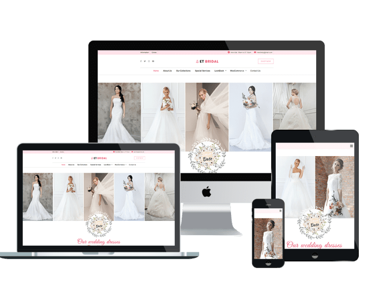 et-bridal-wordpress-theme