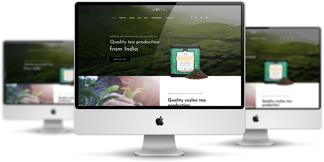 et-tea-wordpress-theme-elementor