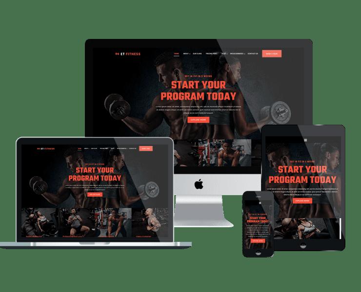 et-fitness-free-wordpress-theme