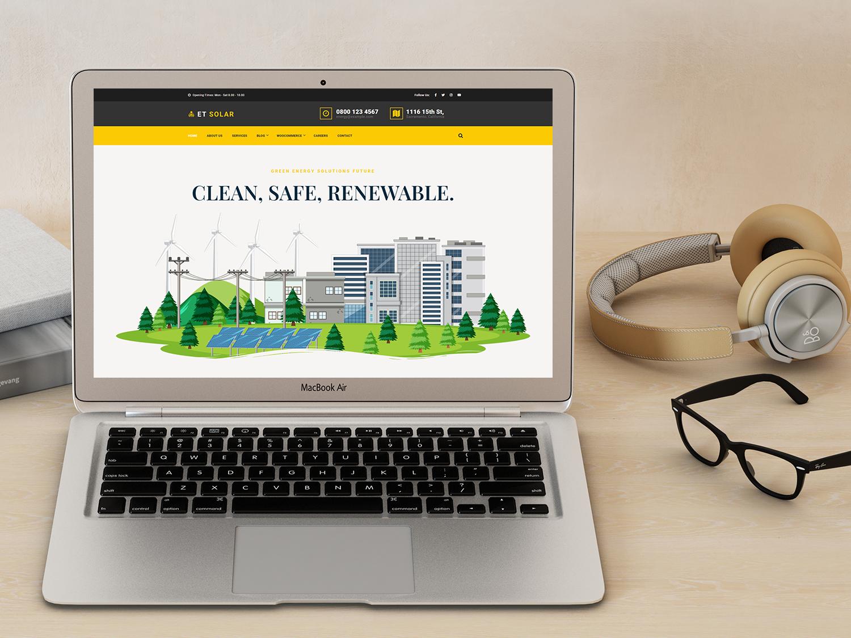 et-solar-free-responsive-elementor-wordpress-theme