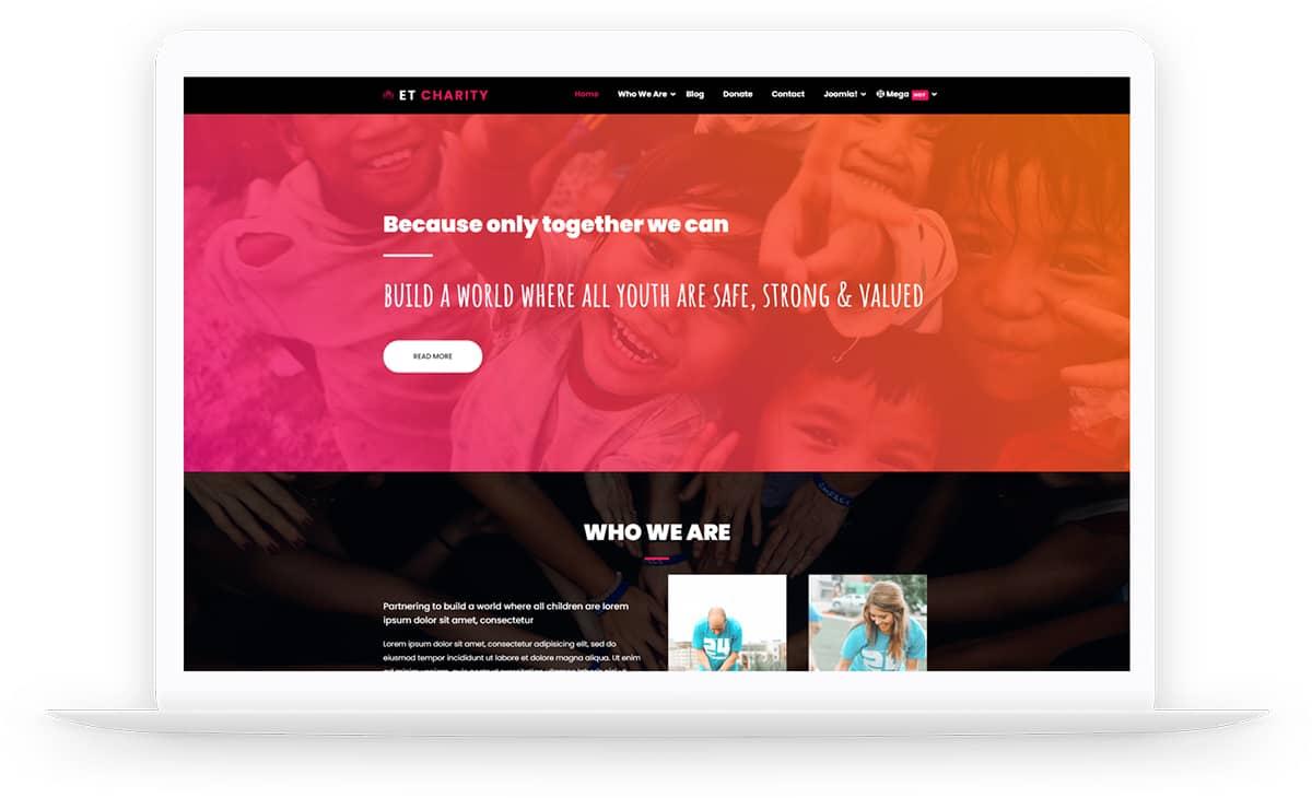 et-charity-joomla-template