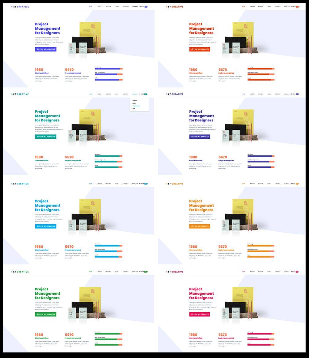 et-creative-joomla-template-preset