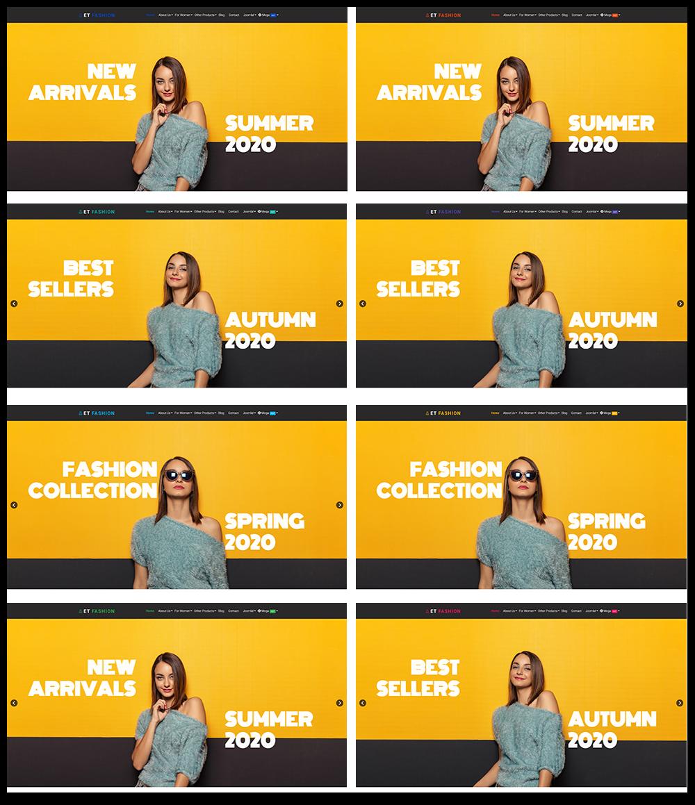 et-fashion-joomla-template-preset