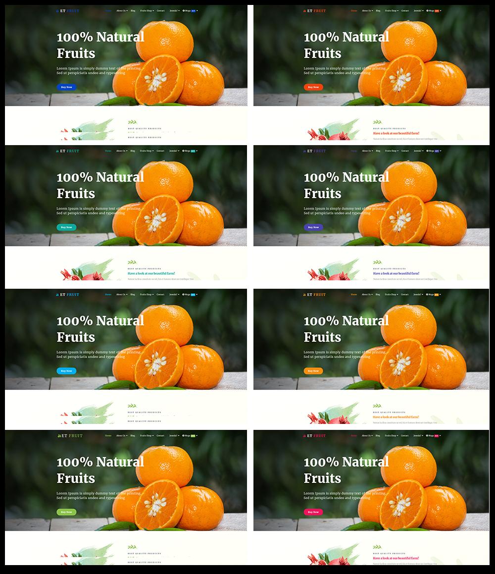 et-fruit-joomla-template-preset