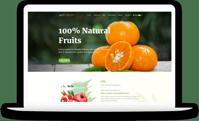 et-fruit-joomla-template