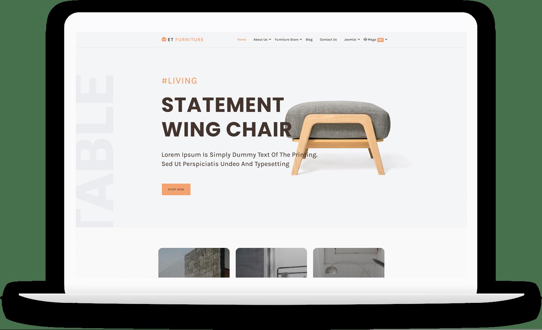 et-furniture-joomla-template