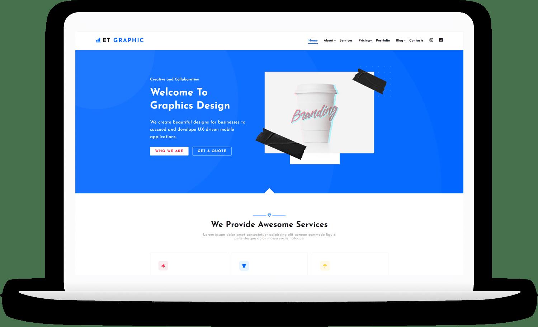 et-graphics-free-wordpress-theme-elementor