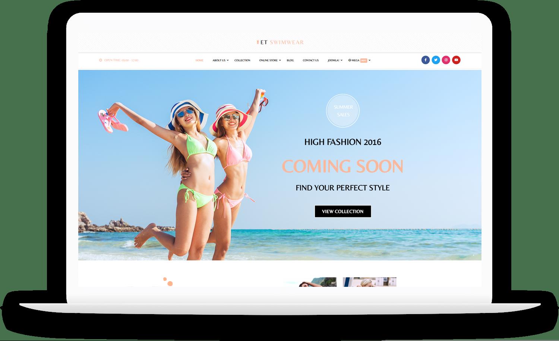 et-swimwear-joomla-template