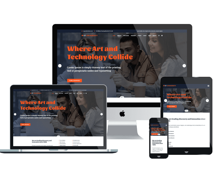 et-university-free-wordpress-theme