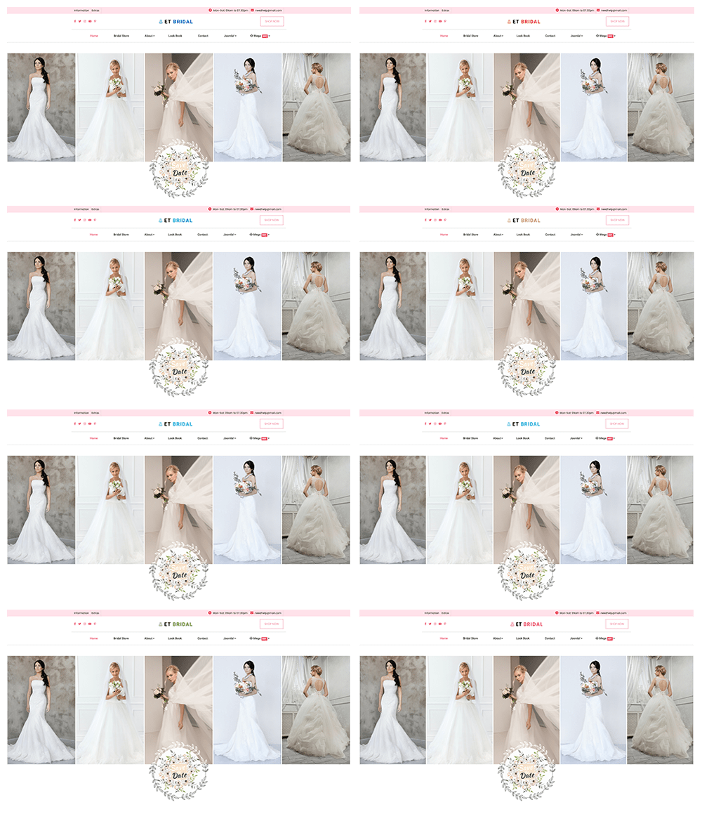 et-bridal-responsive-joomla-template-preset