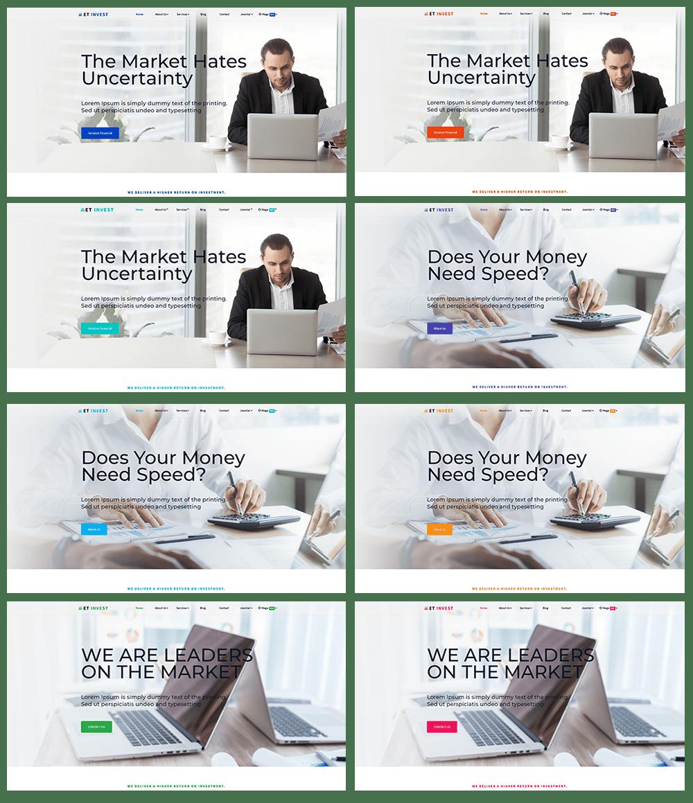 et-invest-responsive-joomla-template-preset