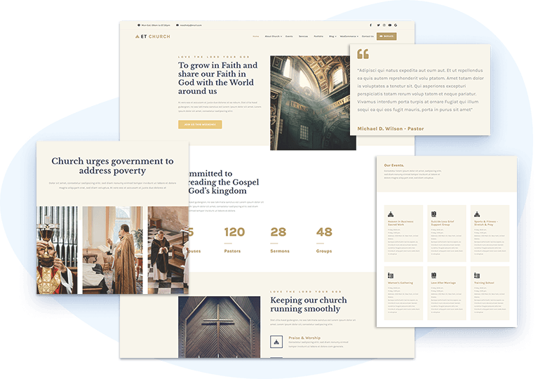 et-church-free-wordpress-theme