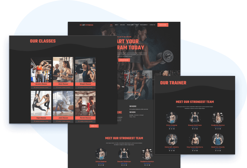 et-fitness-free-wordpress-theme-elementor
