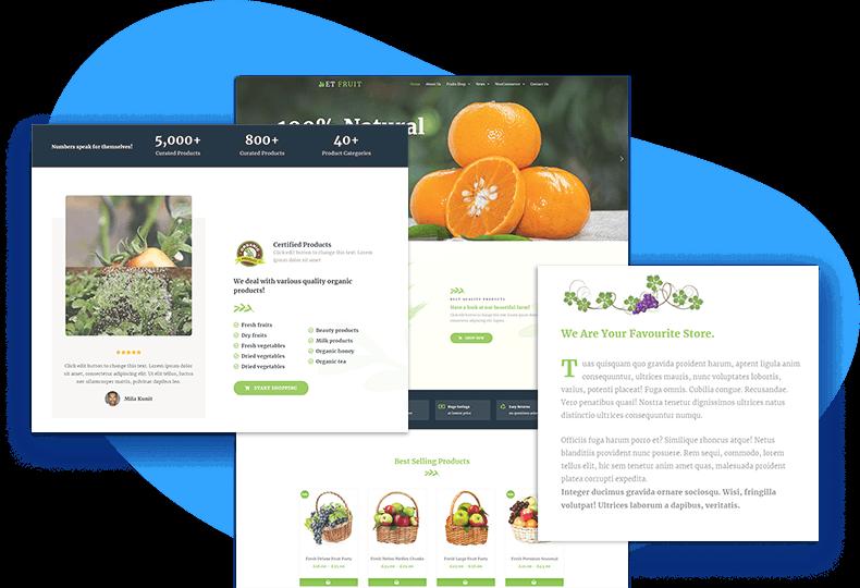 et-fruit-free-wordpress-theme-elementor