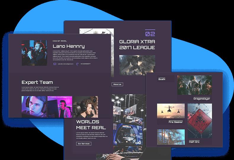 et-gaming-free-wordpress-theme-elementor