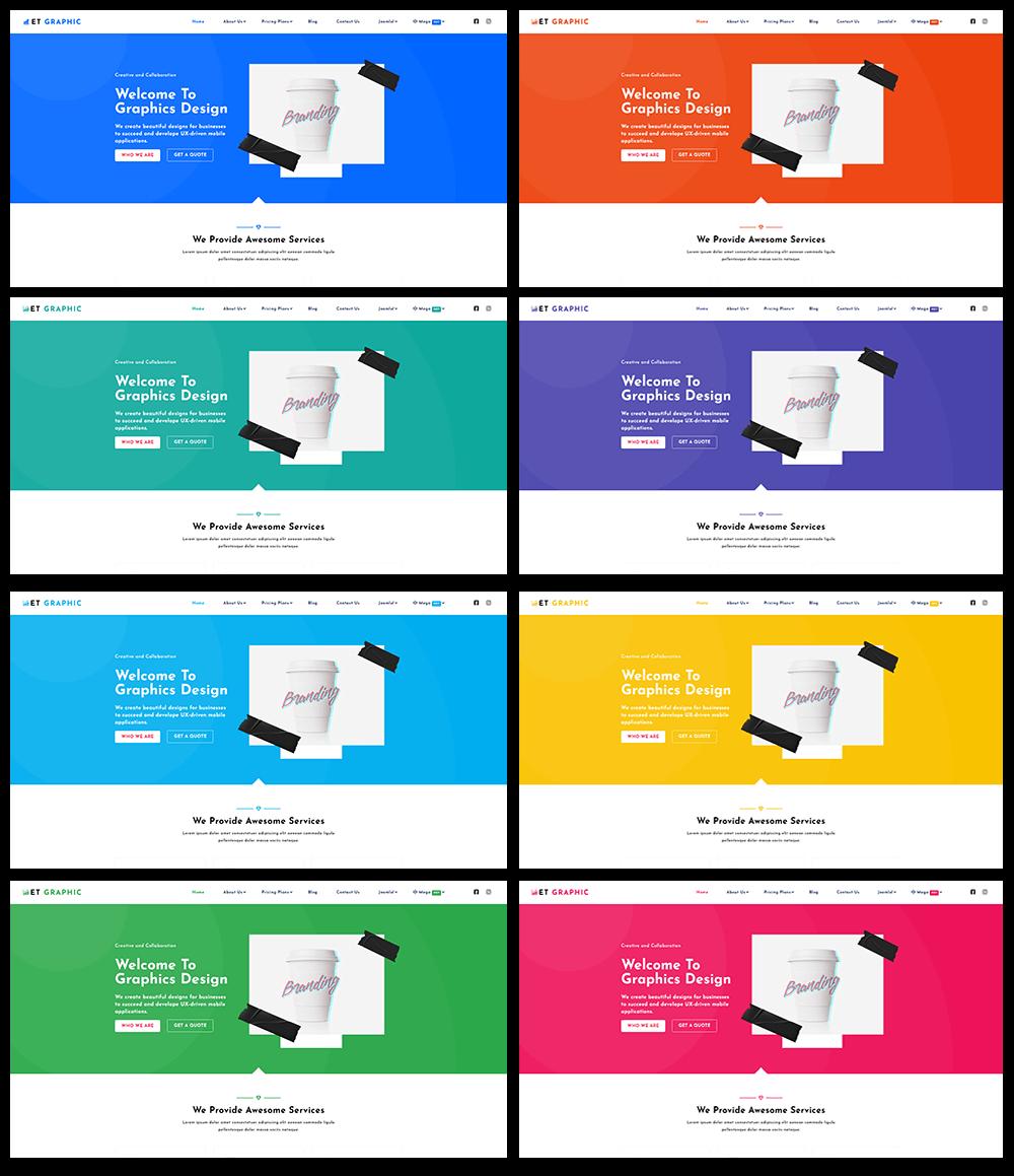 et-graphic-free-joomla-template-preset