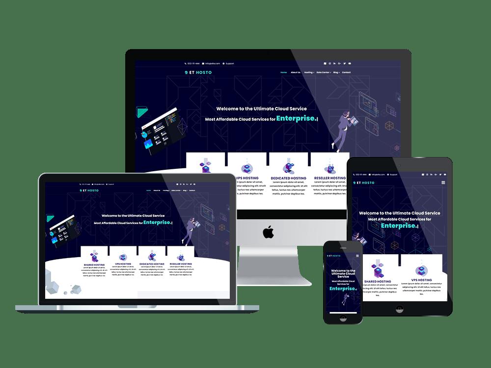 et-hosto-free-joomla-template-responsive