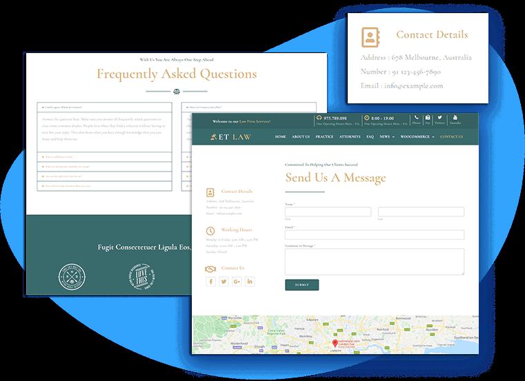 et-law-free-wordpress-theme-contact