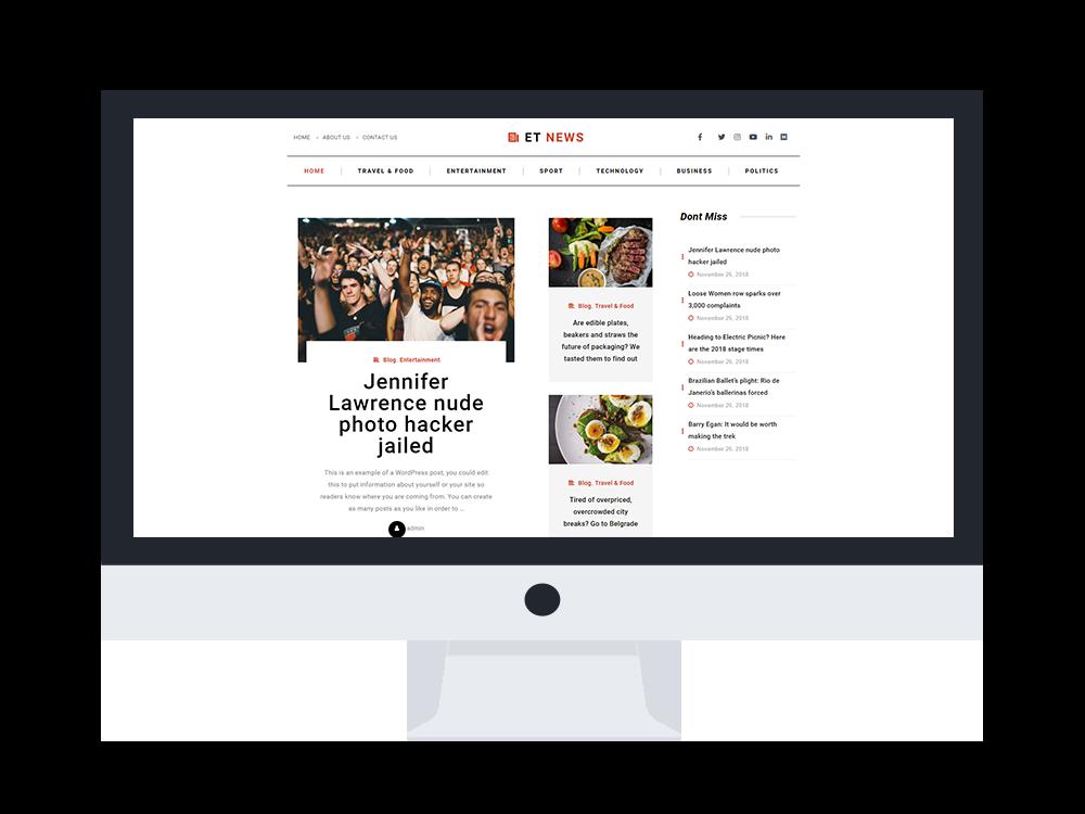 et-news-elementor-wordpress-theme