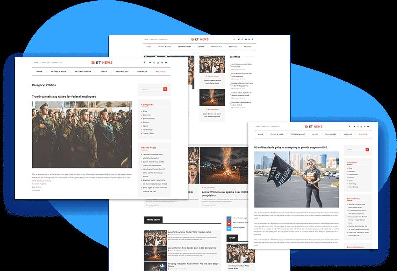et-news-free-wordpress-theme-elementor