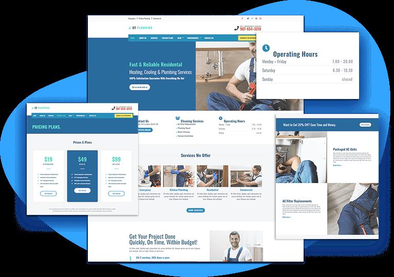 et-plumbing-free-wordpress-theme