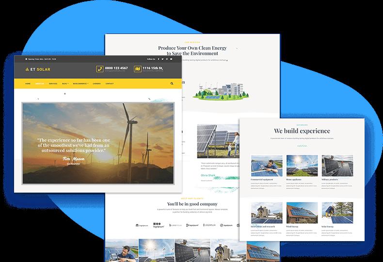 et-solar-free-wordpress-theme-elementor