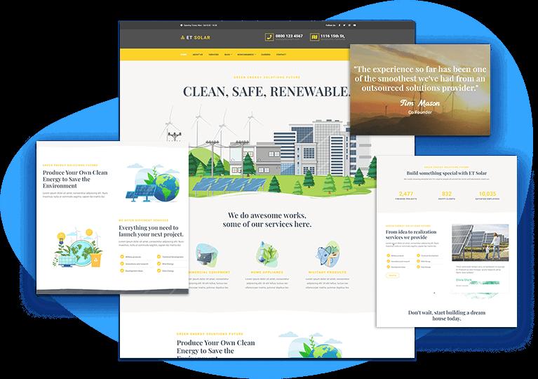 et-solar-free-wordpress-theme