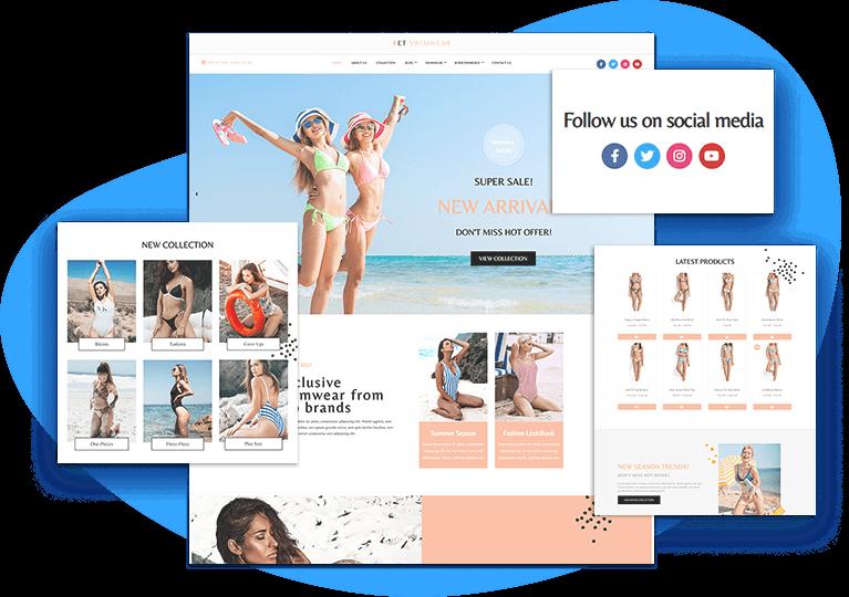 et-swimwear-free-wordpress-theme