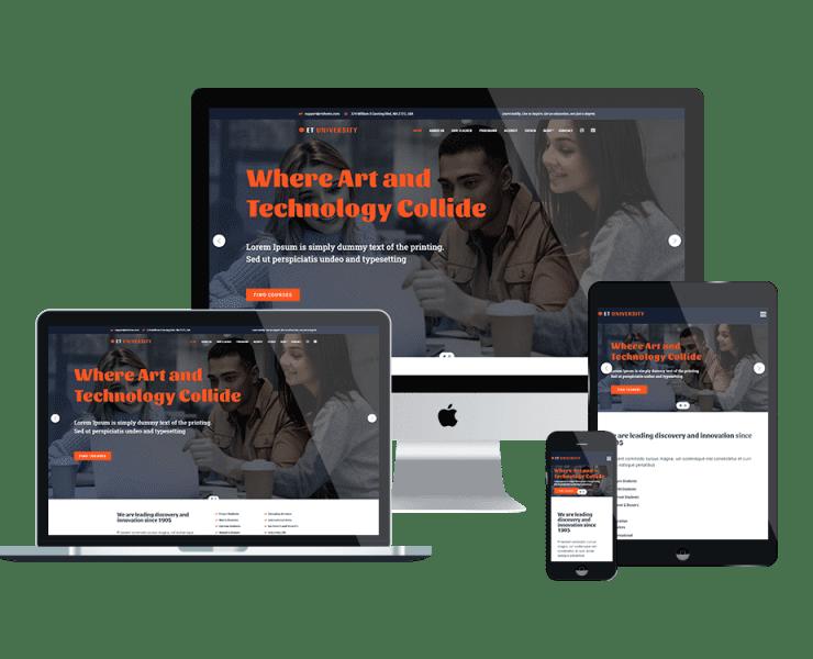 et-university-free-joomla-template-responsive