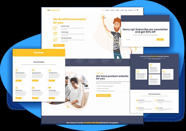 et-web-design-free