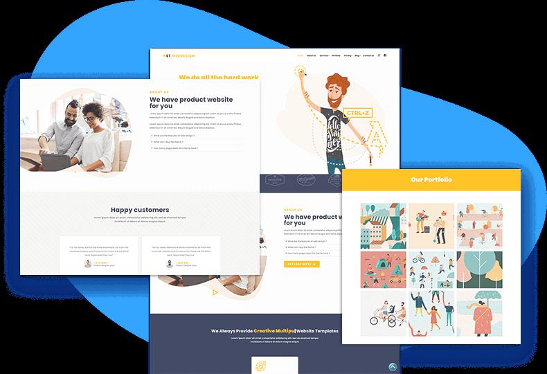 et-web-design-wordpress-theme