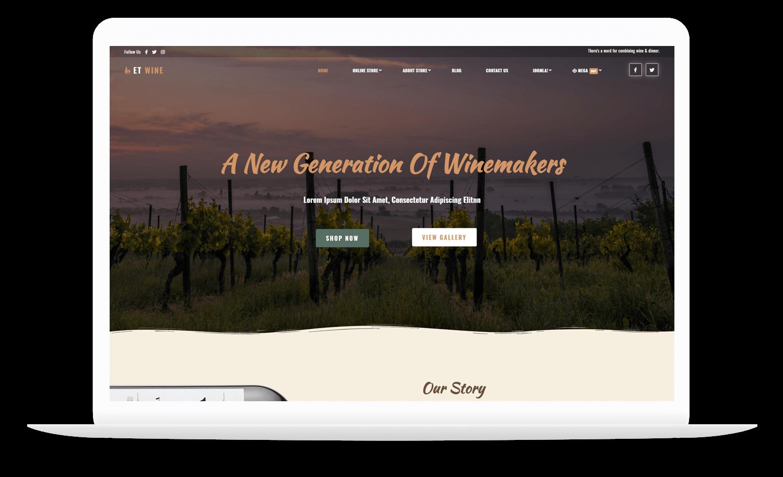 et-wine-best-free-joomla-template