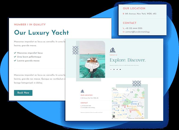 et-yacht-free-wordpress-theme-contact