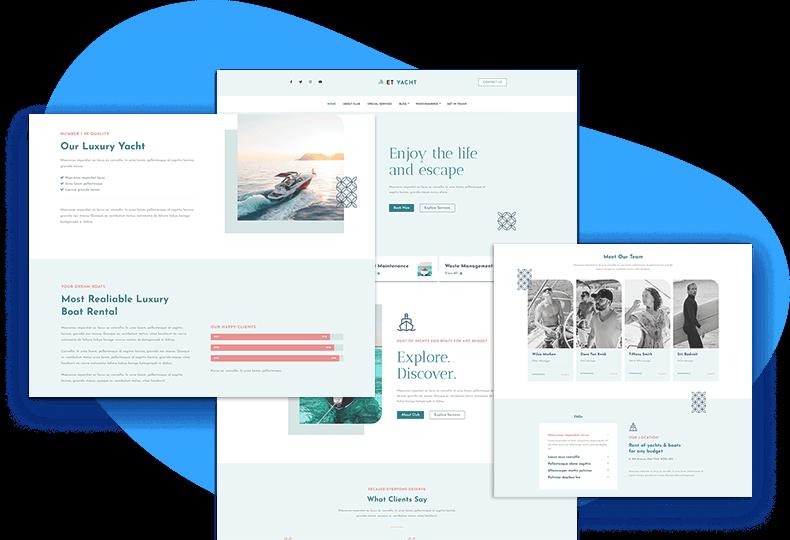 et-yacht-free-wordpress-theme-elementor
