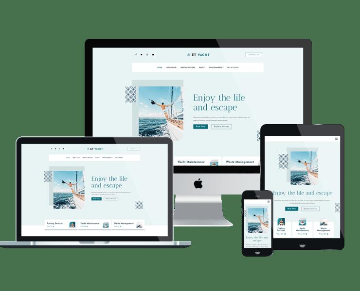 et-yacht-best-free-joomla-template